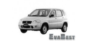 Suzuki Swift II рестайлинг правый руль (1995-2003)