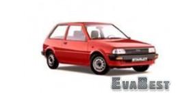 Toyota Starlet 3дв правый руль (1996-1998)