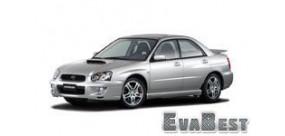 Subaru Impreza II рестайлинг правый руль (2002-2005)