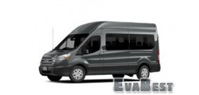 Ford Transit микроавтобус (2014-...)