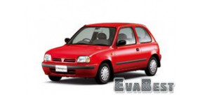 Nissan March II (K11) правый руль (1992-2002)