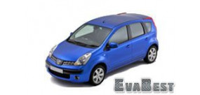 Nissan Note I правый руль (2005-2014)