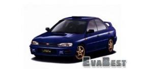 Subaru Impreza I (1992-2000)