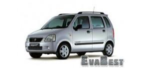 Suzuki Wagon R III правый руль (2003-2008)