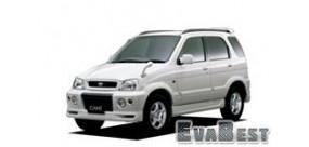 Toyota Cami I (J100) рестайлинг правый руль (2000-2006)