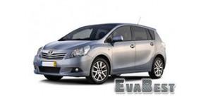 Toyota Verso I 7 мест (2009-2012)