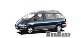 Toyota Estima Emina I 7мест правый руль (1990-2000)