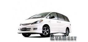 Toyota Estima II 7мест правый руль (2000-2003)
