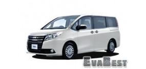 Toyota Noah III (R80) минивэн 6 мест правый руль (2014-...)