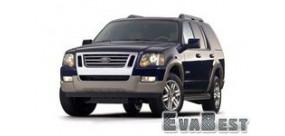 Ford Explorer IV 5 мест (2006-2010)