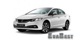 Honda Civic IX (седан) ресталинг (2013-...)