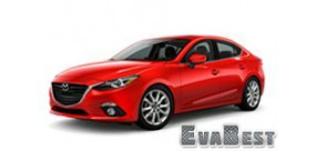 Mazda 3 (BM) (2013-2015)