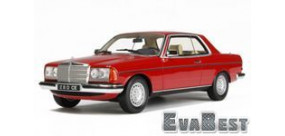 Mercedes Е-класс (W123) Coupe (1976-1985)