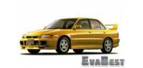 Mitsubishi Lancer VI правый руль (1991-2000)