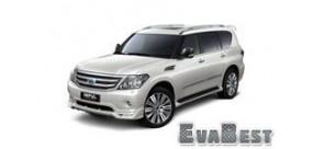 Nissan Patrol (Y62) 3 ряда (2010-...)