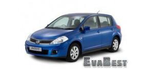 Nissan Tiida I правый руль (2004-...)