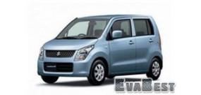 Suzuki Wagon R IV минивен правый руль (2008-2012)
