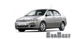 Toyota Corolla IX (E120, E130) правый руль (2001-2007)