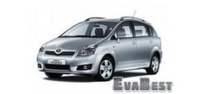 Toyota Corolla Verso 5 мест (2007-2009)
