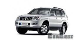 Toyota Land Cruiser Prado 120 (2002-2009)