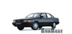 Audi 100 III (C3) 44 кузов (1982-1991)