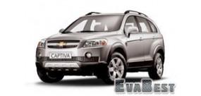 Chevrolet Captiva 5 мест (2006-2011)