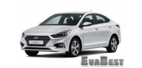 Hyundai Solaris II седан (2017-...)