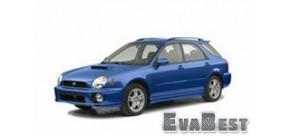 Subaru Impreza II правый руль (1998-2002)