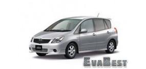 Toyota Corolla Spacio II правый руль (2001-2007)