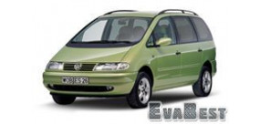 Volkswagen Sharan I рестайлинг (2003-2010)