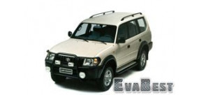 Toyota Land Cruiser Prado 95 правый руль (1996-2002)