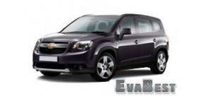 Chevrolet Orlando 5 мест (2010-...)