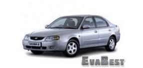 Kia Shuma II (2001-2004)