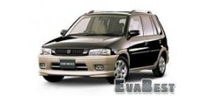 Mazda Demio III (DE) правый руль (2007-2014)